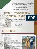TOPOGRAFIA-GENERALIDADES
