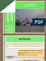 Tema 14 La Activida Pesca