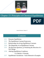 9th Week-Chemical Equilibrium
