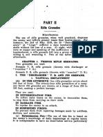 Pagine Da FRANCIA e USA 1918 Manuale Lanciatori Di Granate a Mano e Da Fucile