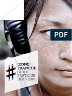 Guide Pratique Visas - Zone Franche - Version WEB