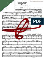 Partitura Vivaldi Rv 4-7-11!17!37 Graz
