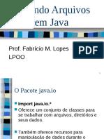 Acessando Arquivos Locais Java (1)