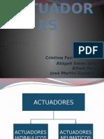 Actuadores-Hidráulicos-Cilindros