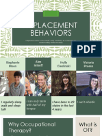 replacement behaviors slideshow pdf