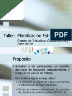 b. Taller Planificacion Estrategica Dept Familia Oct.09[1]