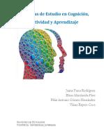 Tendencias de estudio en cognición, creatividad y aprendizaje