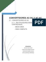 2.1 Convertidores Ac-dc