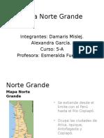 Damaris Mislej - Alexandra Garcia - Norte Grande