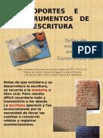 soporteseinstrumentosdeescritura-120419102301-phpapp02.ppt
