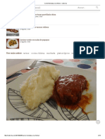 Carne Mechada a La Chilena - Cookcina