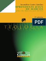 Castro Sanchez Secundino - El Soprendente Jesus De Marcos.pdf