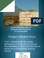 Objeto Lirico, Origen