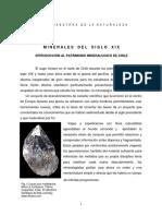Mineralogía de Chile