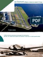 Aeroporto Santos Dumont e Cenas-mam