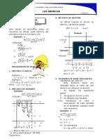 Division de Polinomios 2