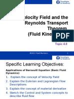 4. Topic4_Velocity Fiel and RTT (1).pptx