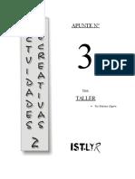 Apunte 3 - Taller