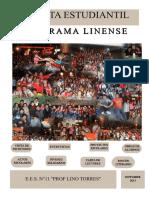 Revista Panorama Linense 1
