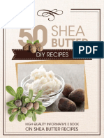 50 Shea Butter DIY Recipes