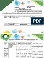 Unidad II- Paso III – Realizar Auditoría Energética Del Hogar