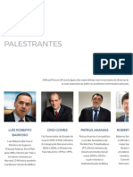 Palestrantes - Brazil Forum