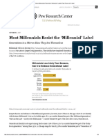 Most Millennials Resist the 'Millennial' Label _ Pew Research Center.pdf