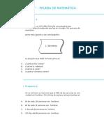 Preguntas Tipo Saber Pro 5 Primaria YOLANDA GARCIA