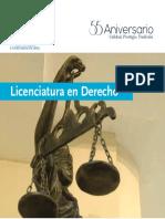 UCA Licenciatura en Derecho