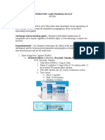 Respiratory Care Pharmacology 2011