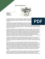 Roberto D. Brinsmead - El Patron de La Historia de La Redencion