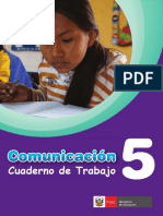 Comunicación Cuaderno de Trabajo 5
