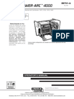 PowerArc4000 User Manual
