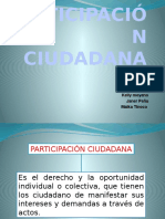 Participacionciuddana EXPO PROY
