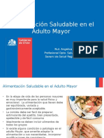 Alimentacion Saludable Adulto Mayor