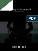 CS50xUtepsa Unidad 0 - Parte1