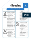 Advantage Reading Grade 5 Sample Pages