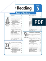 Advantage Reading Grade 5 Sample Pages