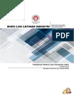 Buku Log Latihan Industri 2016