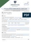 V1 - Visa - General Visitor - Application Form_May2012
