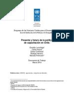 Presente y Futuro Politica de Capacitacion en Chile 1444589928