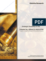 Strategic Flexibility in FSI