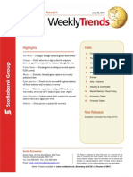 Weekly Trends July 23