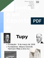 Sistematica de Exportacao