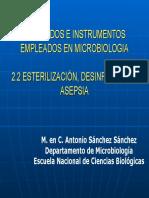 2.2-2.7 Esterilización_2c Desinfección y Asepsia