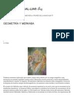 GEOMETRÍA Y MERKABA _ ღॐ MADRE SIGAL-LIA® ॐღ