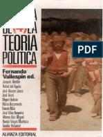 Vallespin Fernando (1995) Historia de La Teoría Política 4. Madrid.