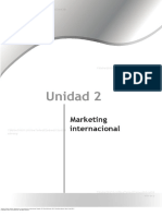 Marketing y Comercializaci n Internacional