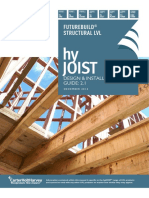 CHH HyJoist Design and Installation Guide