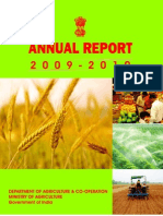 Report 2009-10 Agriculture